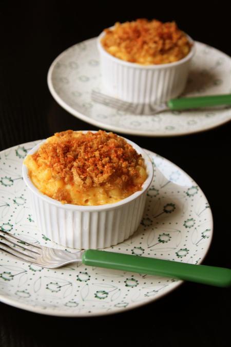 Mac & cheese z Cheddarem