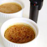 Dyniowe crème brûlée