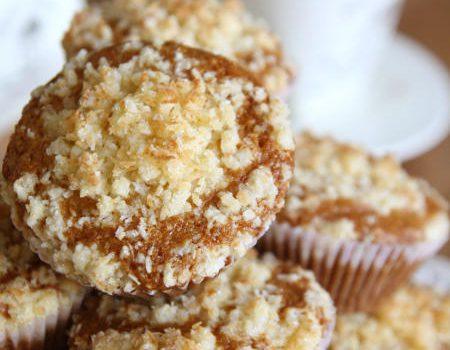Muffinki Pinacolada