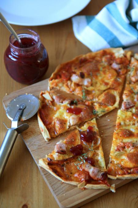 Pizza po góralsku