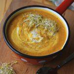 Marchewkowa zupa garam masala