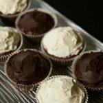 Czekoladowe muffinki z dynią