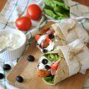 Tortille po grecku