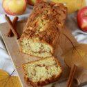 Ucierane z jabłkami i cynamonem